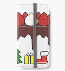 Happy Yummy Holidays! Other taste iPhone Wallet/Case/Skin