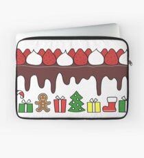 Happy Yummy Holidays! Other taste Laptop Sleeve