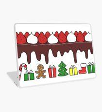 Happy Yummy Holidays! Other taste Laptop Skin