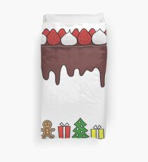 Happy Yummy Holidays! Other taste Duvet Cover