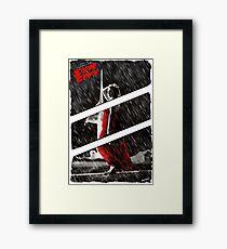 Syn City - My Tribute to Frank Miller's art Framed Print