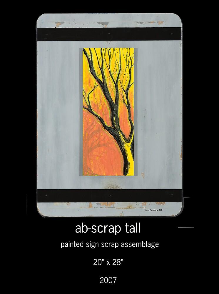 ab-scrap tall by Sam Dantone