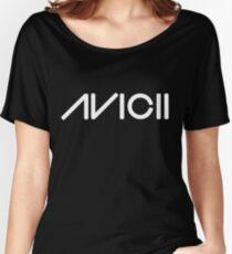 Avicii Women's Relaxed Fit T-Shirt