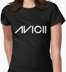 Avicii Women's Fitted T-Shirt