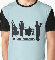 Jazz Band Graphic T-Shirt
