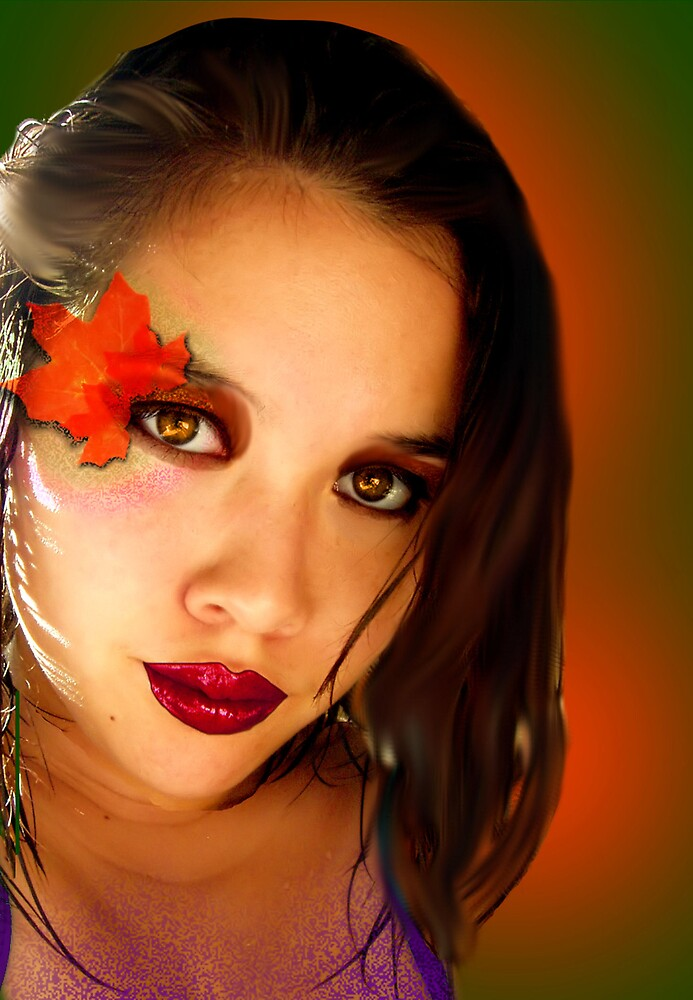 The fall look by CheyenneLeslie Hurst