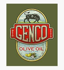 The Godfather - Genco Olive Oil Co. Photographic Print