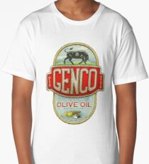 The Godfather - Genco Olive Oil Co. Long T-Shirt