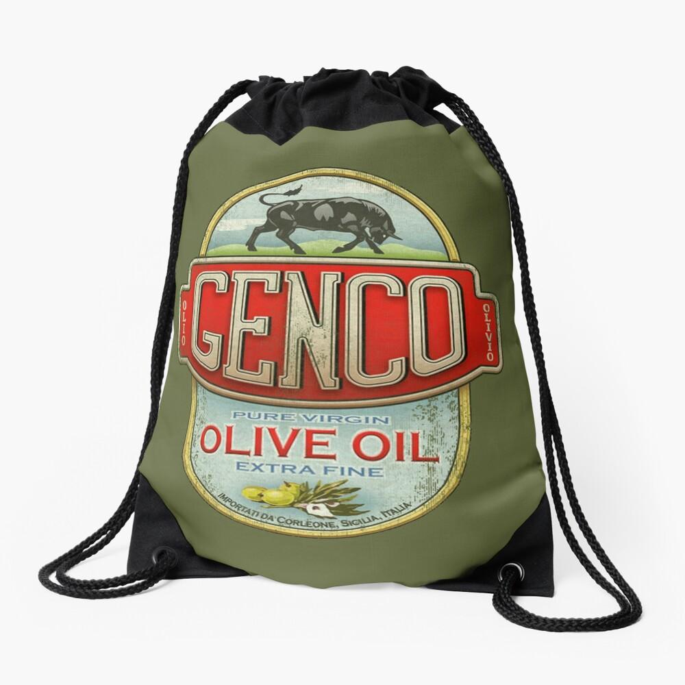 The Godfather - Genco Olive Oil Co. Drawstring Bag
