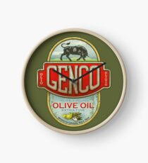The Godfather - Genco Olive Oil Co. Clock