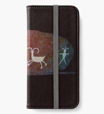 Boulder Petroglyphs iPhone Wallet/Case/Skin
