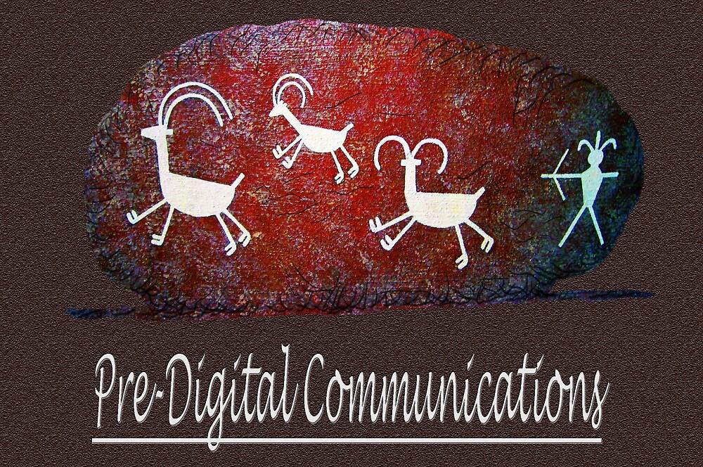 Boulder Petroglyphs by DAdeSimone
