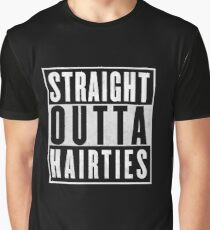 Straight outta hair ties Graphic T-Shirt