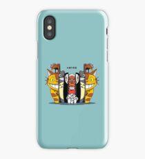 Spirited Friends iPhone Case/Skin