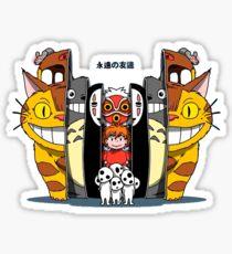 Spirited Friends Sticker