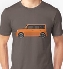 Vectored Boxcar Orange Unisex T-Shirt