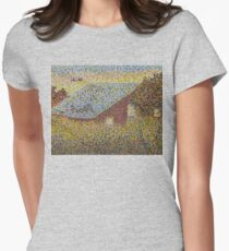 Forgotten Farm Women's Fitted T-Shirt
