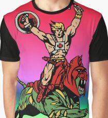 Vintage Man Graphic T-Shirt