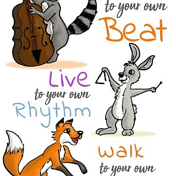 Woodland Creatures Quotation by inspiredthings