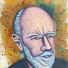 George Carlin by Sean Poole