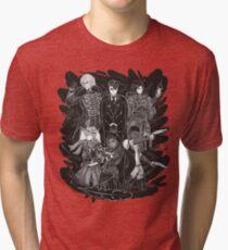 Inktober: Six of Crows Tri-blend T-Shirt