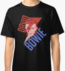 David Bowie Aladdin Sane Classic T-Shirt
