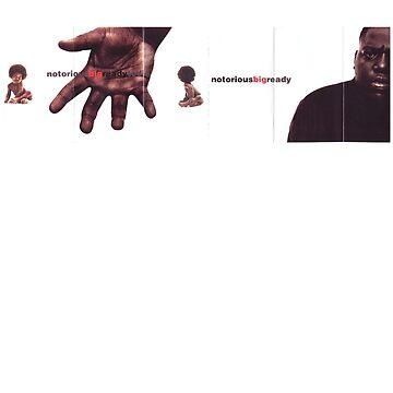 Notorious B.I.G Biggie Ready to die cassette tape by philmart