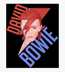 David Bowie Aladdin Sane Photographic Print