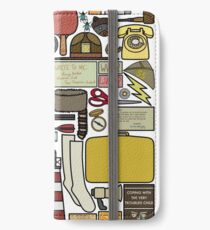 Moonrise Kingdom Props iPhone Wallet/Case/Skin