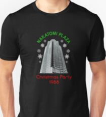 Nakatomi Plaza Christmas Party 1988 T-Shirt T-Shirt