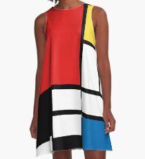 My Mondrian A-Line Dress