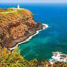 Kilauea Lighthouse by Caleb Ward