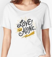 Oh No, Love! Women's Relaxed Fit T-Shirt