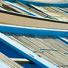 Blue Boats by marycarr