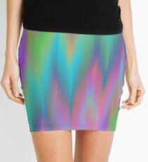 Stay Trippy, Hippie Mini Skirt
