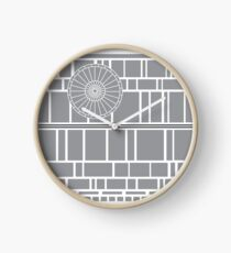 Death Rectangles Clock