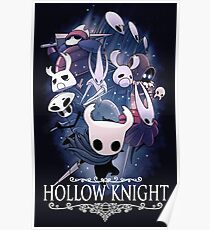 Hollow Knight 3 Poster