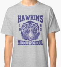 Stranger Things - Hawkins Middle School (mugs, shirts, and more merch) Classic T-Shirt