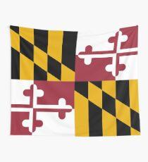 Maryland-Flagge Wandbehang