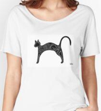 My Favorite Murder Meowderino SSDGM Women's Relaxed Fit T-Shirt
