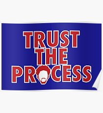 Trust The Process 5 Poster