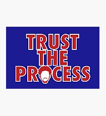 Trust The Process 5 Photographic Print