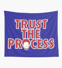 Trust The Process 5 Wall Tapestry