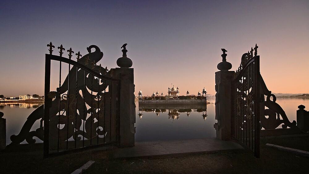 The Gateway. by DaveBassett