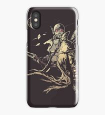 Fallout NCR Ranger Sketch Poster iPhone Case/Skin