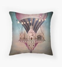 A long Way Home Throw Pillow
