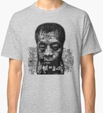 Not Your Negro, text words, James Baldwin Quote Classic T-Shirt