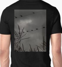 Birds on a Line T-Shirt