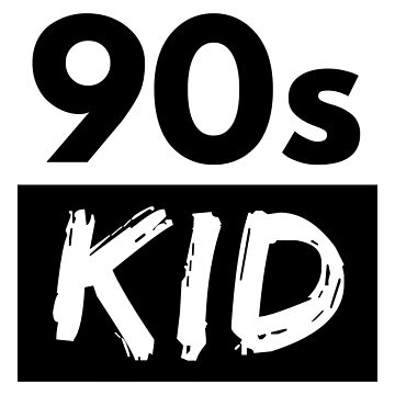 90s KID by authentica