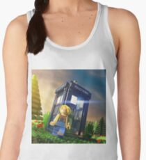 13th Doctor Minifig Women's Tank Top